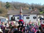 Fotos de Miel Otxin en el Carnaval de Lantz