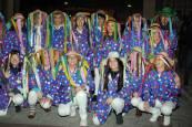Fotos de carnavales con mucho color en Andosilla