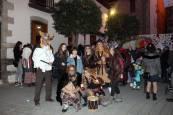 Fotos de Cascabobos y Mascaritas por las calles de Aoiz