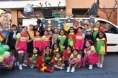 Fotos de hadas, duendes, personajes animados… ¡Es carnaval en Tudela!