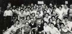 Fotos de la historia de la mujer en las primeras conserveras navarras