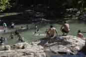 Fotos: Domingo caluroso en Navarra