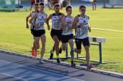Primera jornada del campeonato navarro absoluto de atletismo