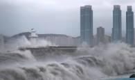 Efectos del tifón Haishen en Japón