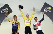 Última etapa y entrega de premios del Tour de Francia 2020