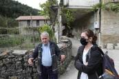 Fotos de Lizoáin, epicentro de los terremotos de este jueves en Navarra