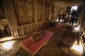 Egipto saca a la luz 59 sarcófagos de hace 2.600 años