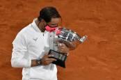 Fotos de la victoria de Nadal en Roland Garros 2020