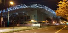 Fotos de la iluminación en el nuevo Sadar