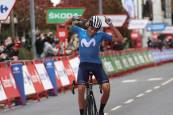 Fotos de la etapa navarra de la Vuelta a España 2020