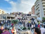 Fotos del terremoto de 6.6 grados en Grecia y Turquía