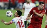Fotos del partido Sevilla-Osasuna