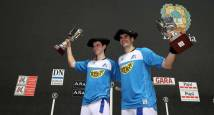Ezkurdia-Martija ganan el Campeonato de Parejas 2020