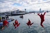 Fotos de la Copa Nadal de natación 2020 en Barcelona