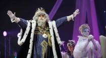 Fotos de la visita de los Reyes Magos a Pamplona