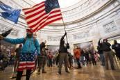 Fotos del asalto al Capitolio de Estados Unidos