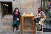 Un año de pandemia en Navarra