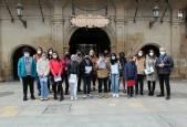 Acto por el Día de la Poesía en Tudela