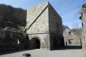 Fotos de la restauración de la Fábrica de Armas de Orbaizeta