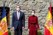 Visita de los Reyes de España a Andorra