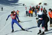 Fotos del Campeonato de España absoluto FIS