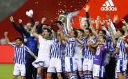 Final de la Copa del Rey entre Athletic y Real Sociedad