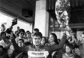 Las once victorias, desde Reynolds a Movistar