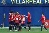 Villareal 1 - Osasuna 2
