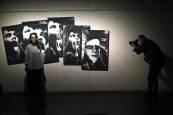 Fotos de la presentación de la exposición de Ana Teresa Ortega en el MUN