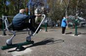 Fotos del gimnasio al aire libre de Orvina