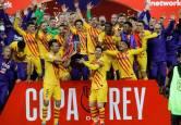 El Barcelona gana la Copa del Rey al Athletic