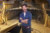 Comienza en Navarra el rodaje de la serie 'Sin límites'