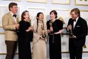 Fotos de la alfombra roja de los Premios Oscar 2021