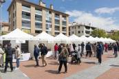 Tudela ensalzalos productos de la Ribera en su Feria de la Gastronomía