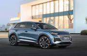 Fotos del Audi Q4 e-tron