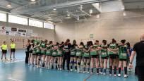Fotos del encuentro de la 2ª fase de ascenso de División de Honor Plata femenina