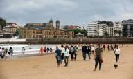 Fotos de San Sebastián tras el fin del estado de alarma