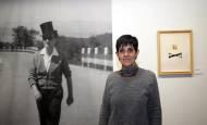 Fotos de la exposición de Joan Brossa en Pamplona
