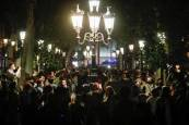 Desalojadas 9.055 personas en aglomeraciones en Barcelona