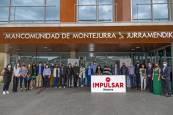 Fotos del encuentro Impulsar Navarra desde Estella