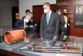 Inauguración del Centro Memorial de las Víctimas del Terrorismo en Vitoria