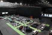 Feria de movilidad sostenible Ecomovers en el Navarra Arena