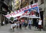 Las peñas de Pamplona celebran su día este sábado
