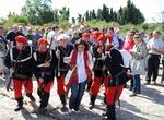 Última visita teatralizada a la Batalla de Abárzuza