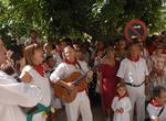 Unas 10 localidades navarras siguen de fiesta
