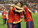 Osasuna visita a un invicto Sporting de Gijón
