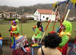 Continúan este fin de semana los Carnavales en Navarra