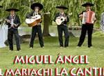 Miguel Ángel y el Mariachi la Cantina, este sábado en Gayarre