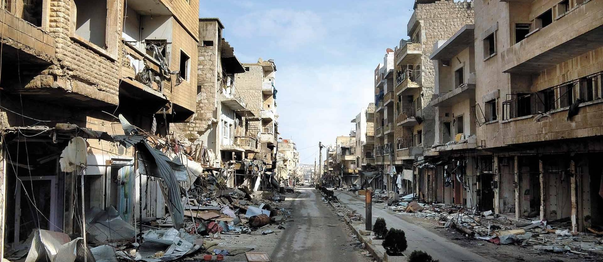 Fotos del tercer reportaje de un diario personal que se adentra en la provincia de Idlib, el último frente