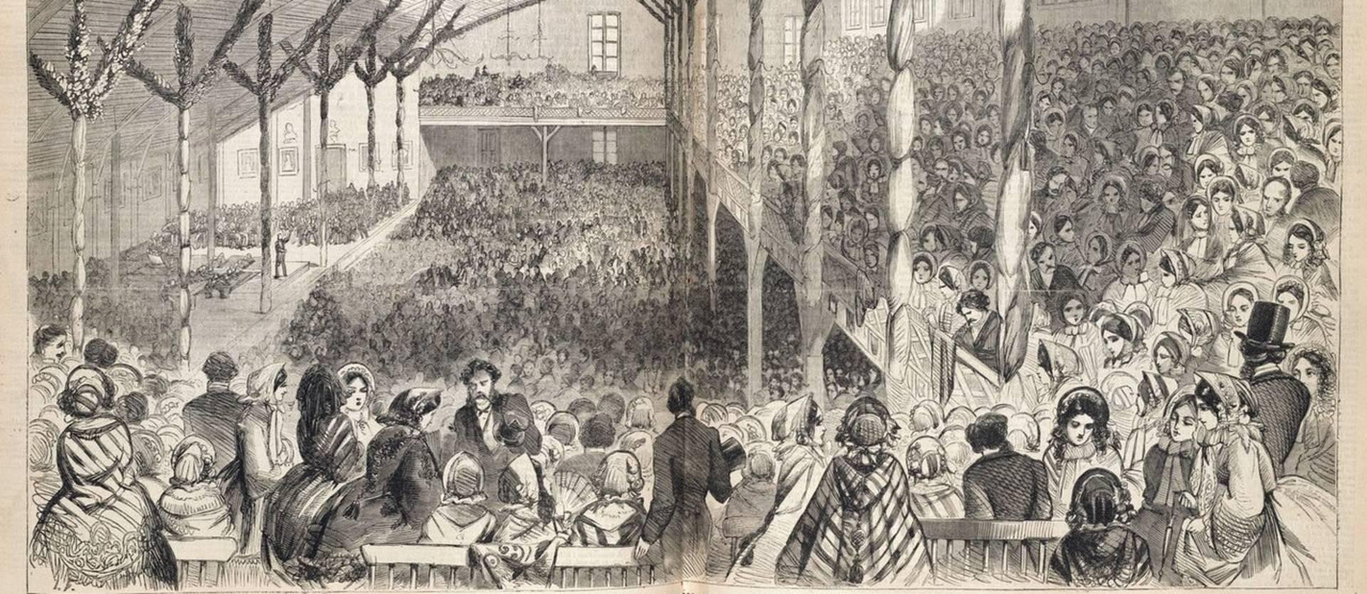 Abraham Lincoln, presidente: es la guerra (1860)